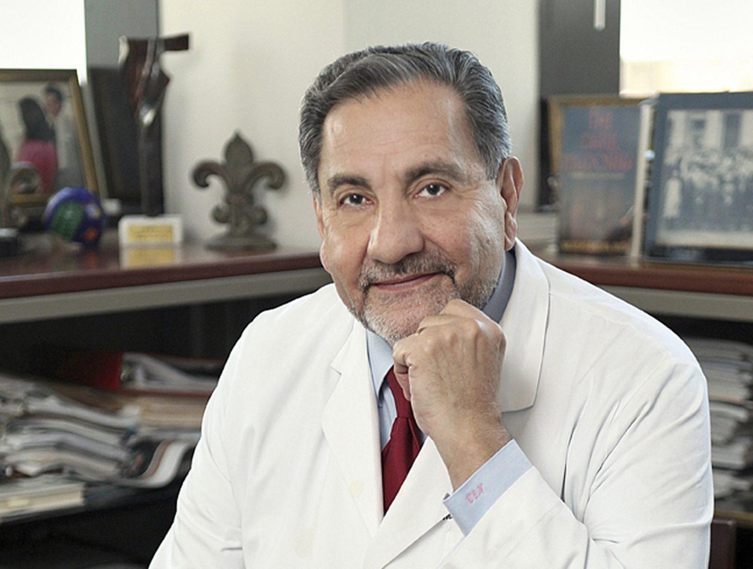 Руководитель исследования доктор Николас Базан.