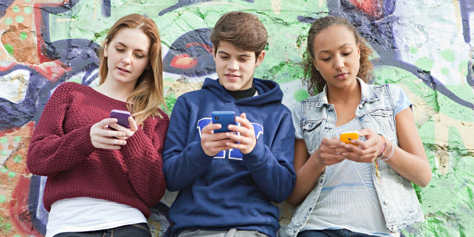 Американские подростки стали взрослеть медленнее