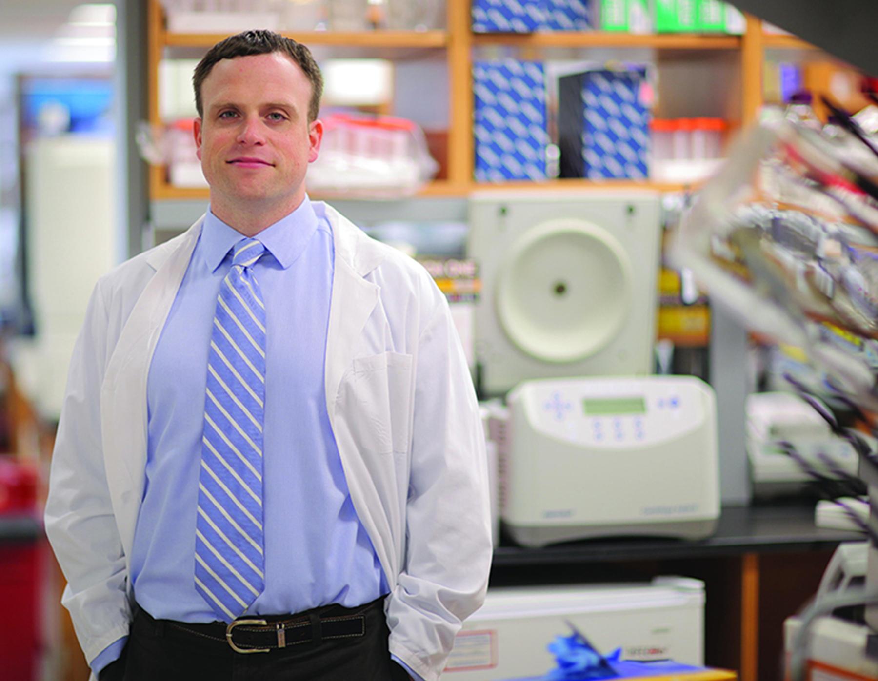 Руководитель «близнецового исследования» NASA Крис Мейсон.