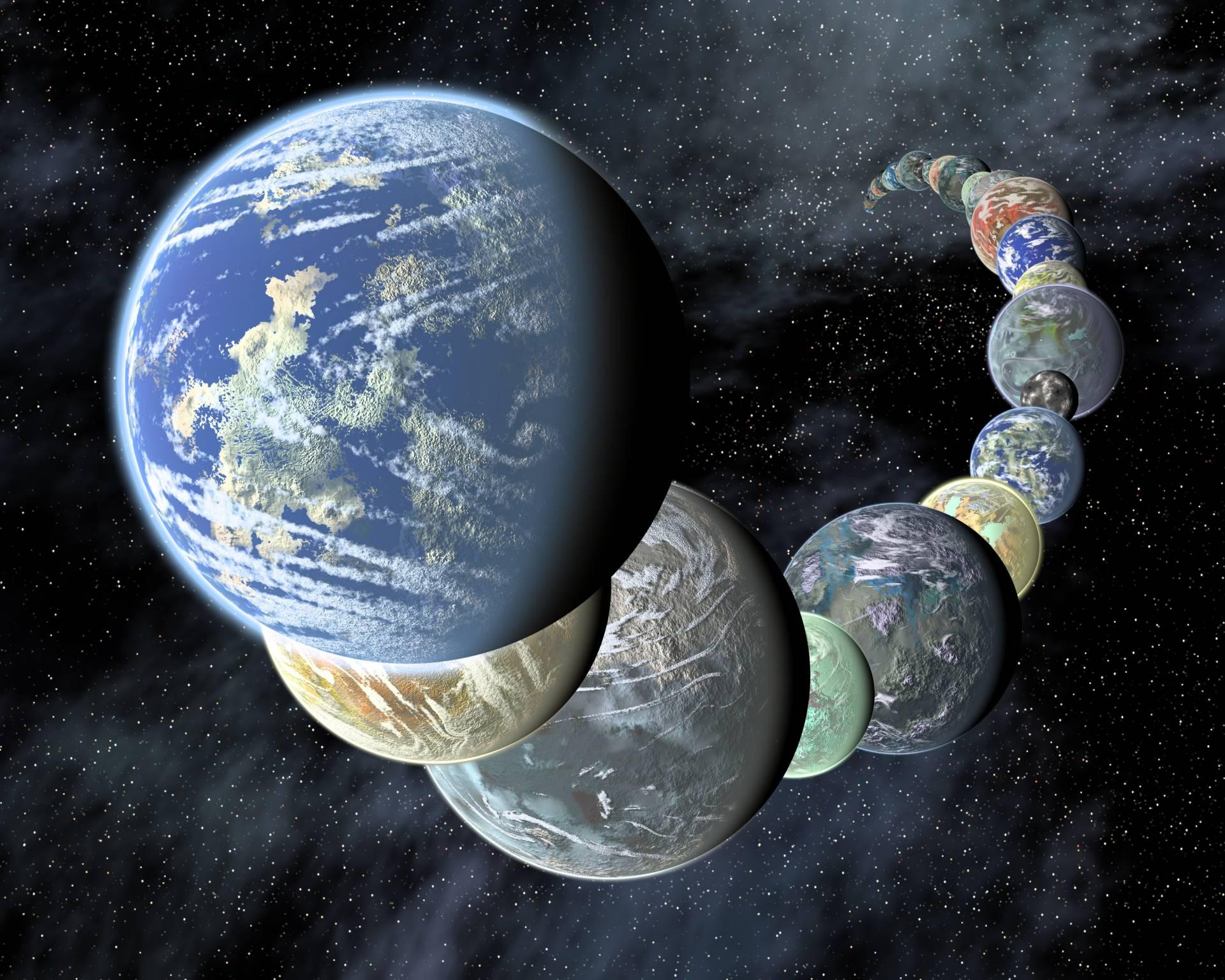 Много или мало— 15 масс Земли? Неслишком много вкосмических масштабах. Но заметно.