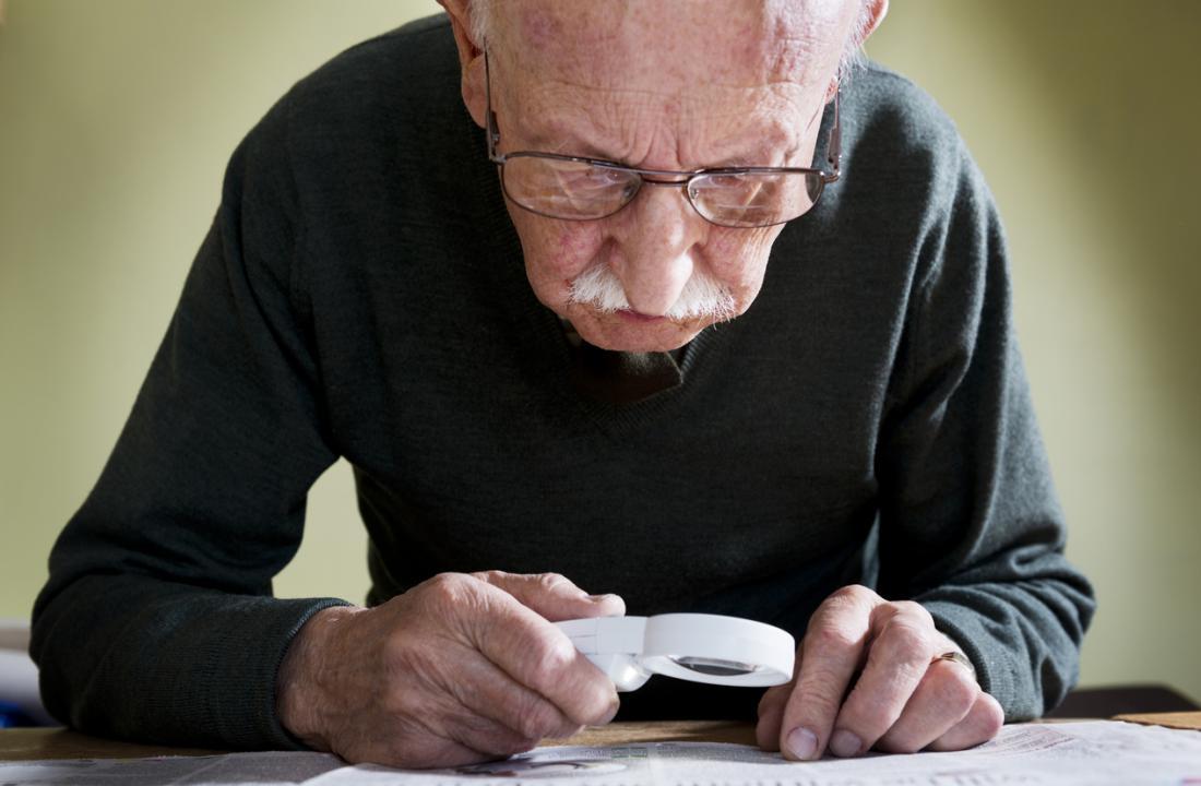 Улюдей пожилого возраста, чей мозг тратит больше времени наобработку слов при чтении, впоследствии может развиться болезнь Альцгеймера.