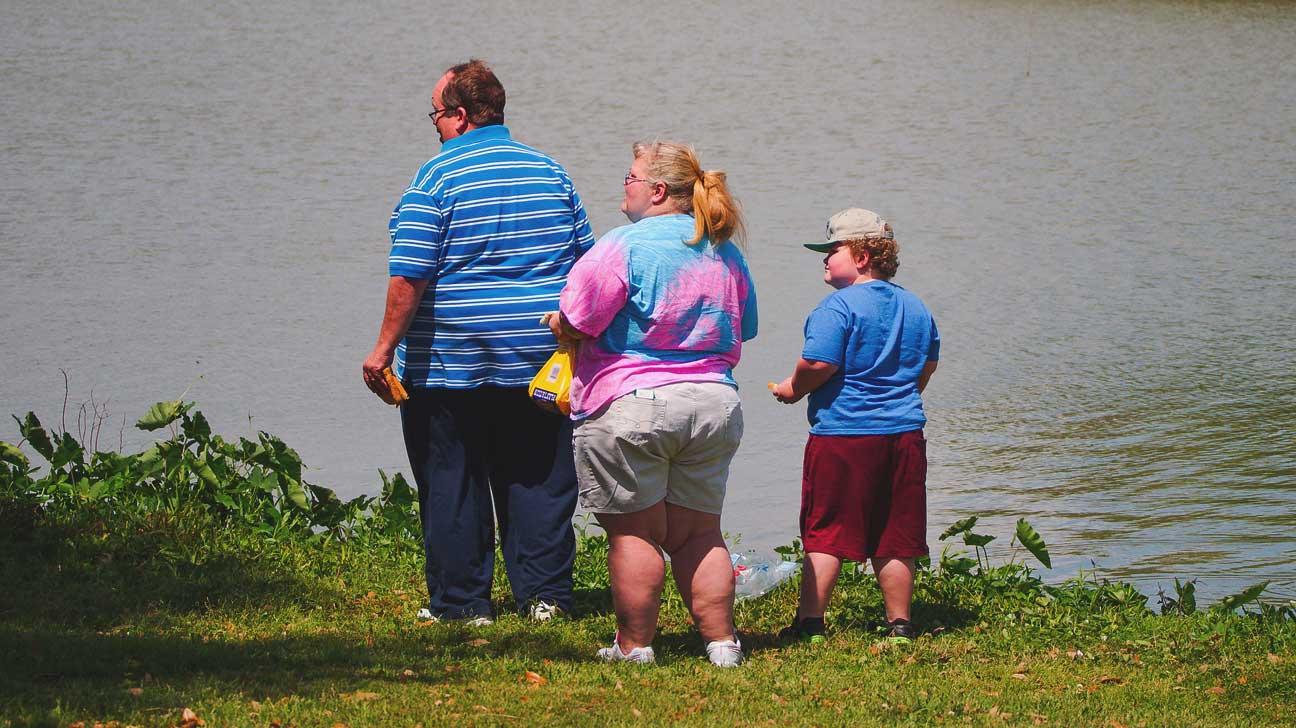 Справиться спостоянно растущим числом случаев ожирения пока неудалось ни одной стране мира.