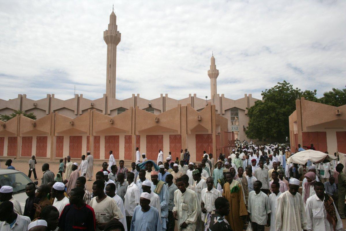 Нджамена, столица Республики Чад.
