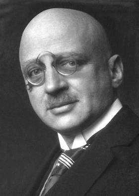 Немецкий химик Фритц Габер.