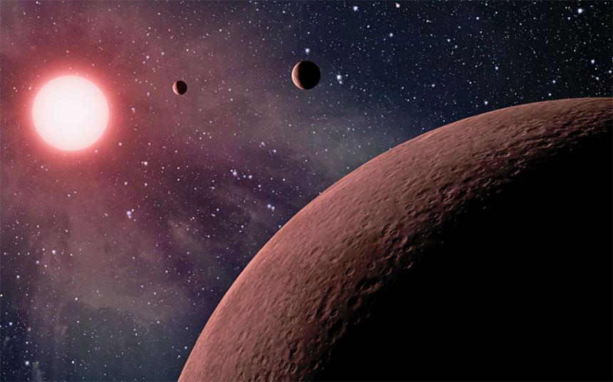 При помощи телескопа «Кеплер» учёные обнаружили 20 новых экзопланет, каждая из которых теоретически может стать новым домом для человечества. Правда, пока необходимо подтвердить сам факт существования этих планет.