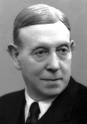 Португальский невролог Антониу Эгаш Мониш.