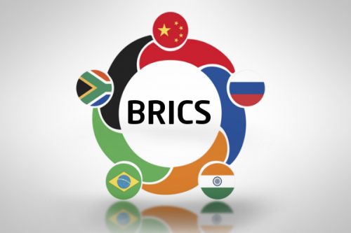 БРИКС (англ. BRICS— сокращение от Brazil, Russia, India, China, South Africa)— группа из пяти стран: Бразилия, Россия, Индия, Китай, Южно-Африканская Республика.