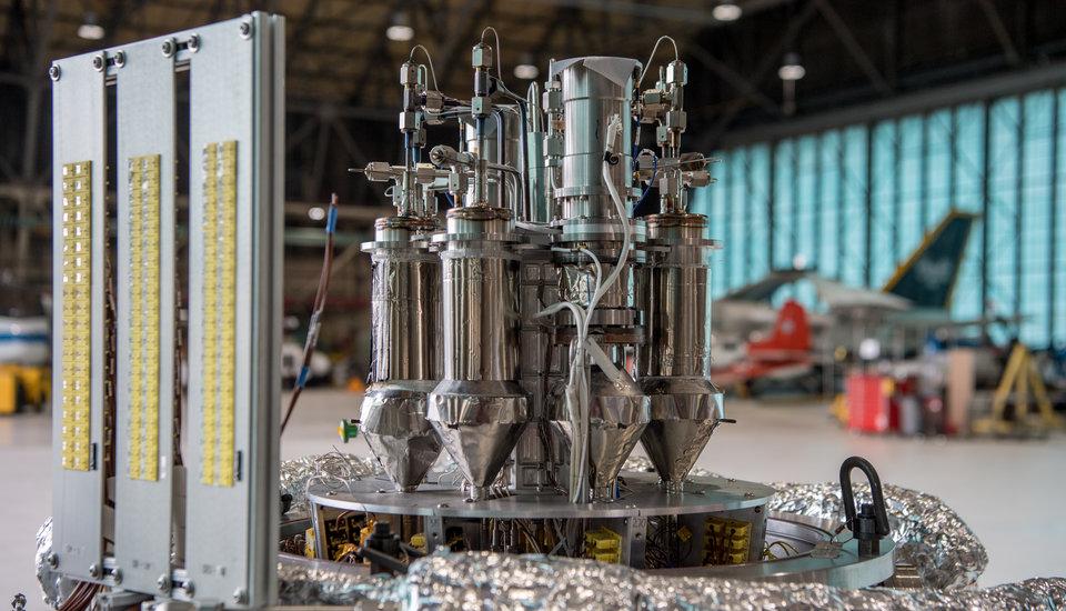 Мощности Kilopower должно хватить нато, чтобы обеспечить энергией первую экспедицию наМарс.