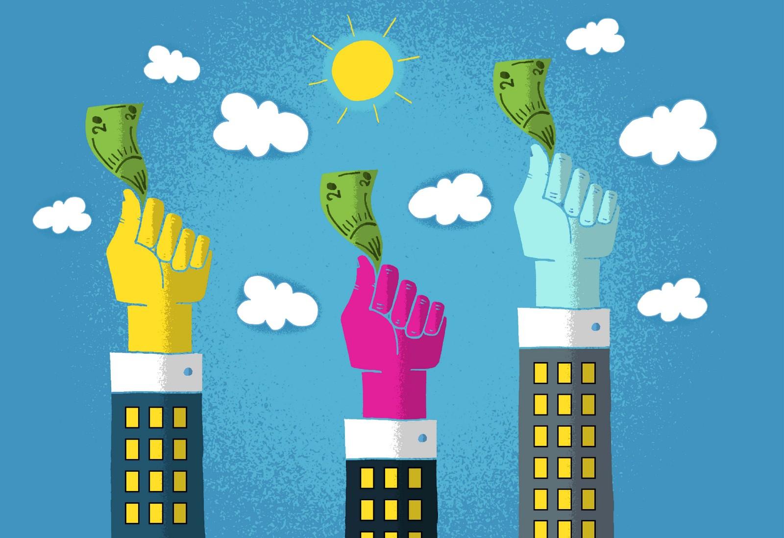 Авторы новой работы считают, что люди продолжат трудиться, даже если будут получать безусловный базовый доход.