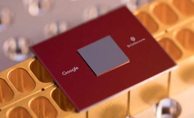 Bristlecone— новейший квантовый чип от Google