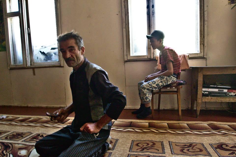 Дом исмаилита— трудового мигранта (без связей сисмаилитской элитой)