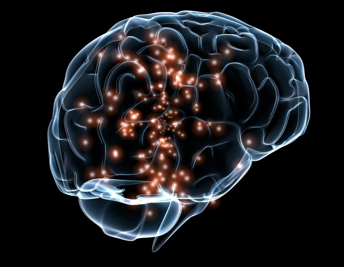 Новые нейроны формируются влюбом возрасте. Авот сих кровоснабжением упожилых, по-видимому, возникают проблемы.