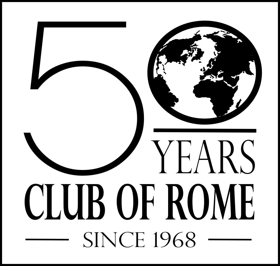 В2018г. Римскому клубу исполняется 50 лет.