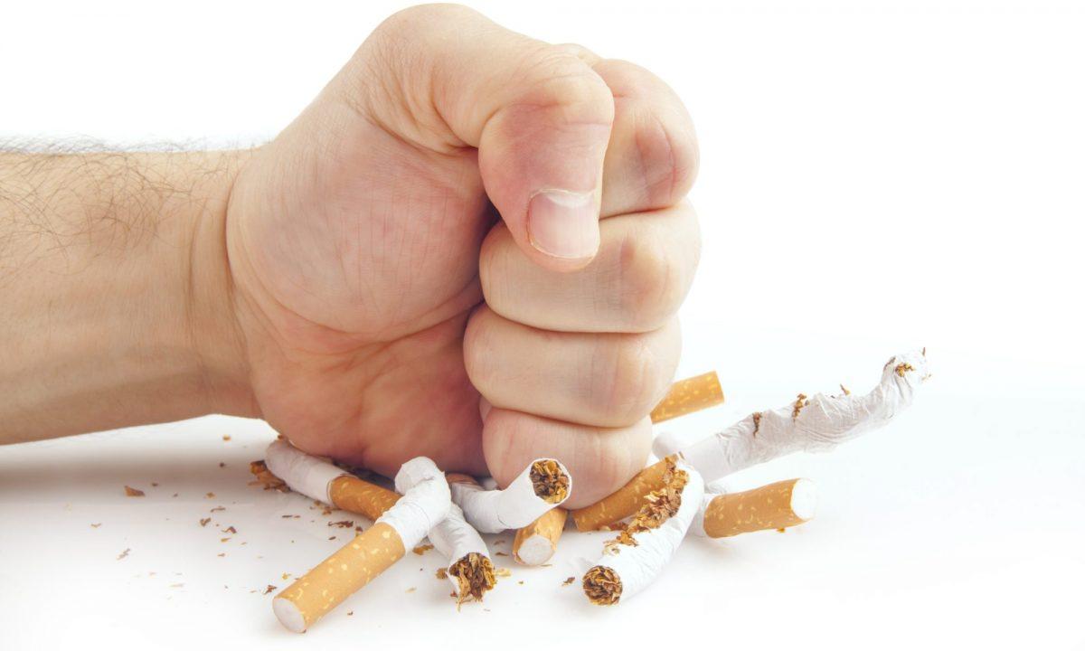 Около 70% курильщиков предпочли бы отказаться от вредной привычки. Но удаётся это пока неболее чем 15%.