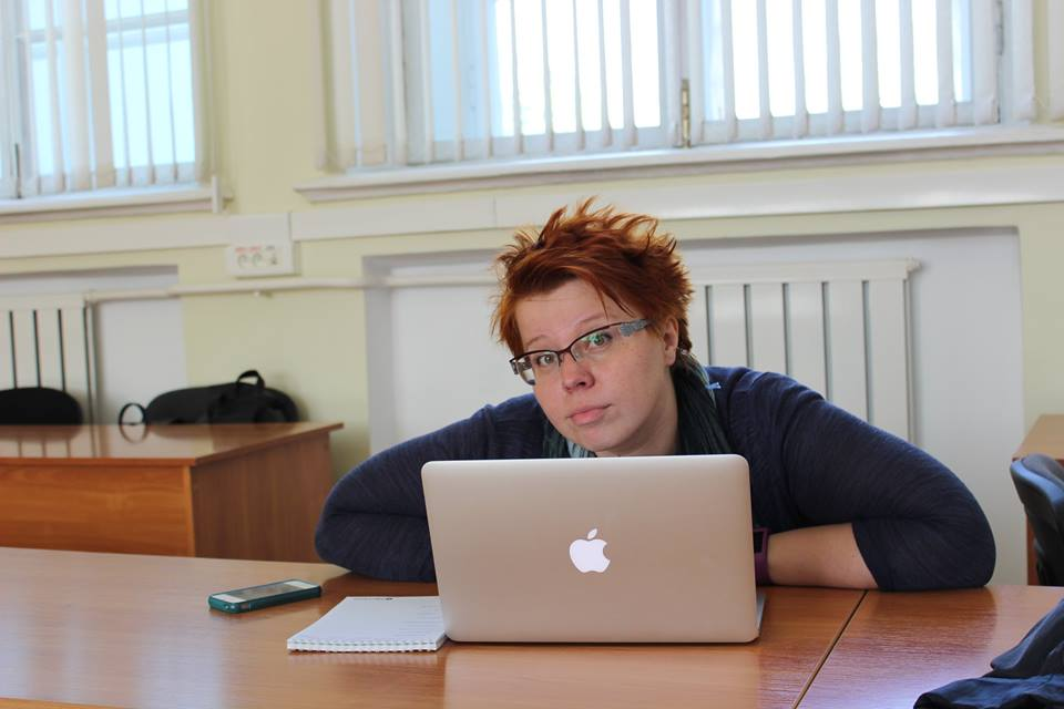 Ольга Устюжанцева, менеджер магистерской программы «Инновации иобщество».