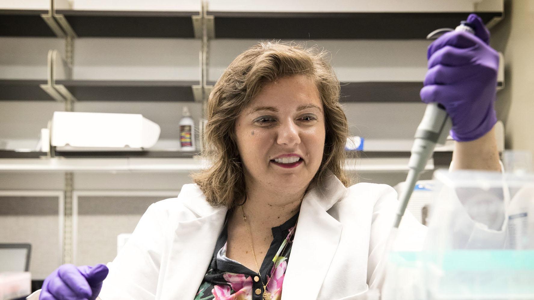 Ирина Бочкис (Irina Bochkis), руководитель нового исследования, посвящённого причинам развития жировой болезни печени.
