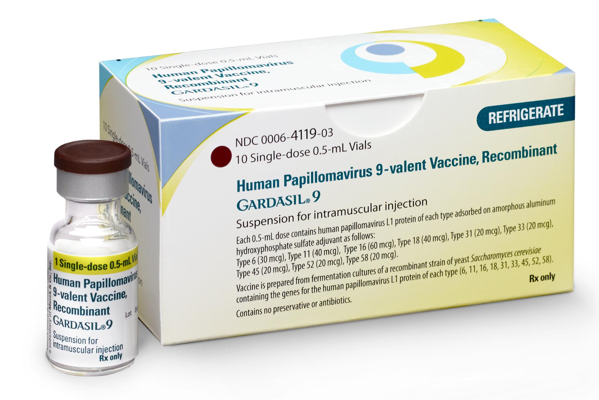 Препарат Гардасил компании Merck & Co— лишь одна из вакцин против ВПЧ, Другая— Церварикс британской GlaxoSmithKline PLC.
