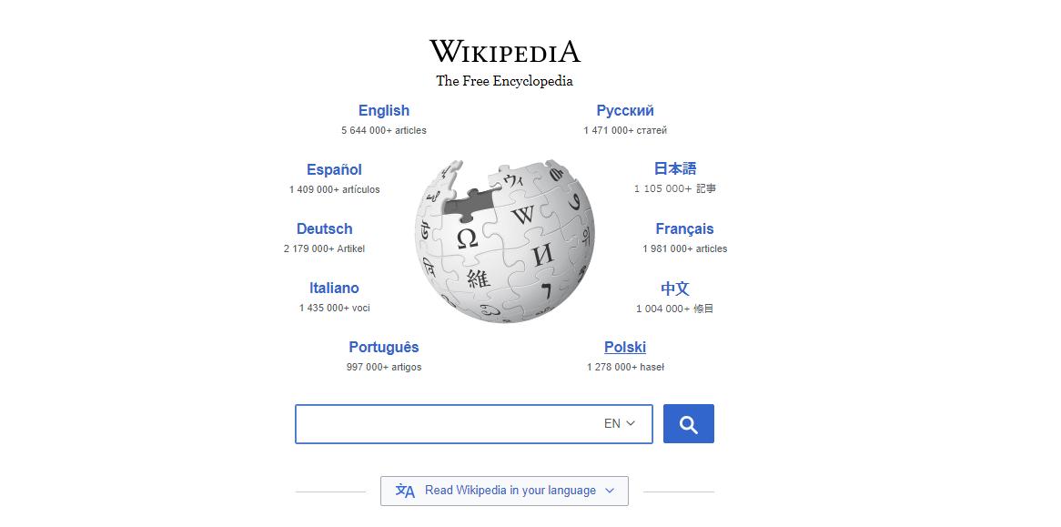 Энтузиасты составили рейтинг научных работ, которые чаще всего цитировали ванглоязычном разделе Википедии иво всей энциклопедии вцелом.
