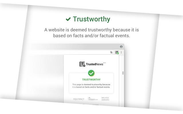 Главный недостаток TrustedNews— оно работает только санглоязычными сайтами. По крайней мере, пока.