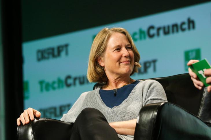 Директор облачной платформы Google Cloud Дайан Грин.