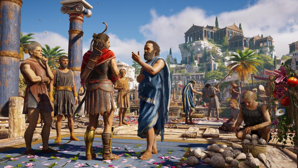Beyond Good and Evil 2 силами геймеров, новый Assassin's Creed ифильм окиберспортсменах: что Ubisoft показала наE3