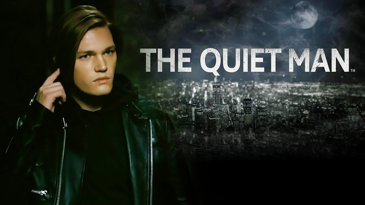 Square Enix анонсировала совершенно новую игру— The Quiet Man. Обещают смесь живых съёмок скомпьютерной графикой изубодробительный экшн.