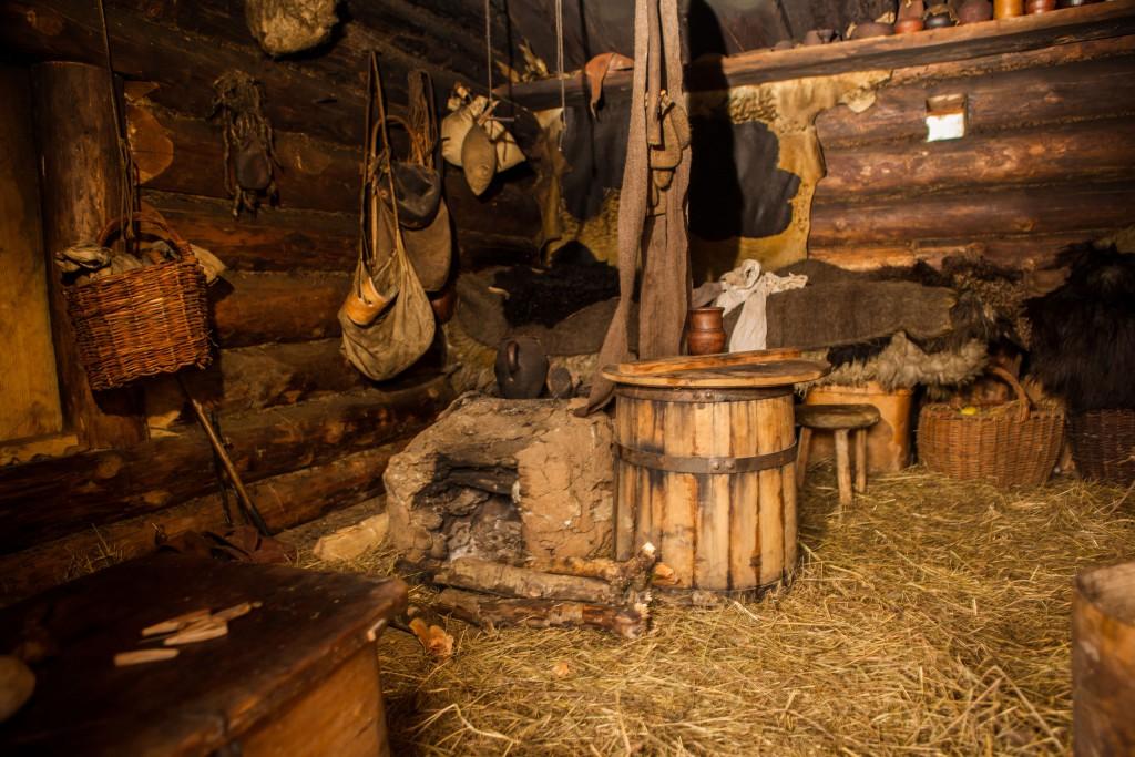Обстановка вжилом помещении. || Фото: http://ratobor.com/