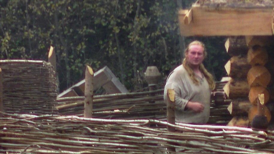 Павел невсегда был рад визитам операторов нахутор. || Фото: http://ratobor.com/