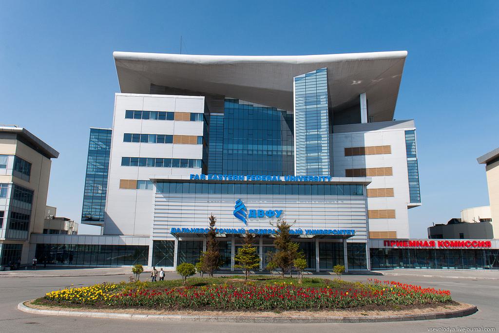 Вэтом году домом для форума «Наноград-2018» стал Дальневосточный федеральный университет.