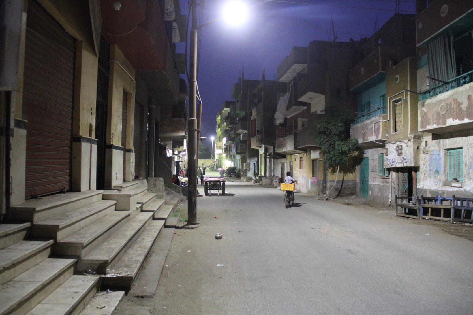 Ночной Луксор
