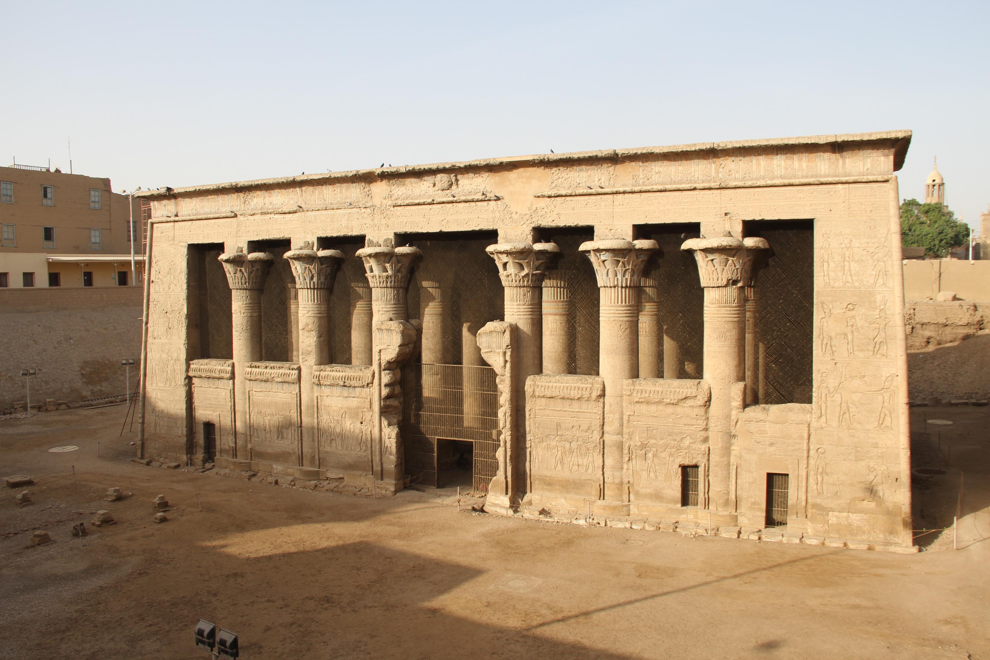 Храм Хнума