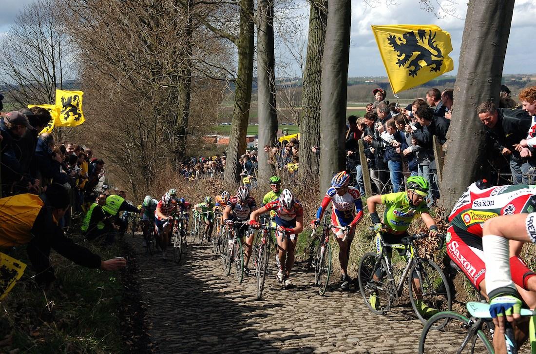 Тур Фландрии.