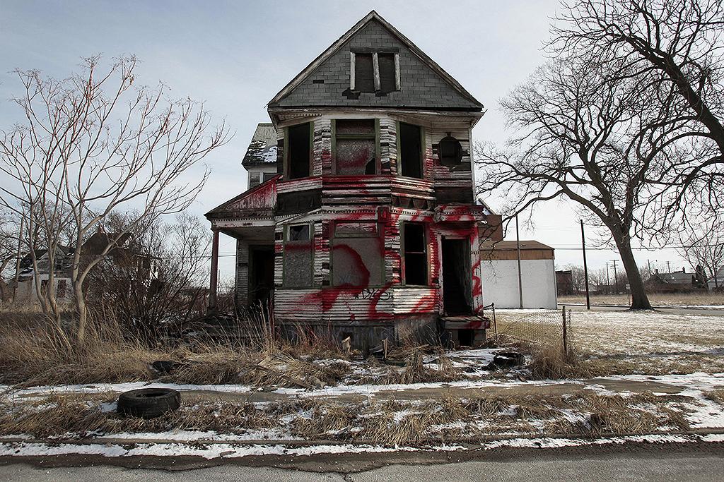 Детройт, США