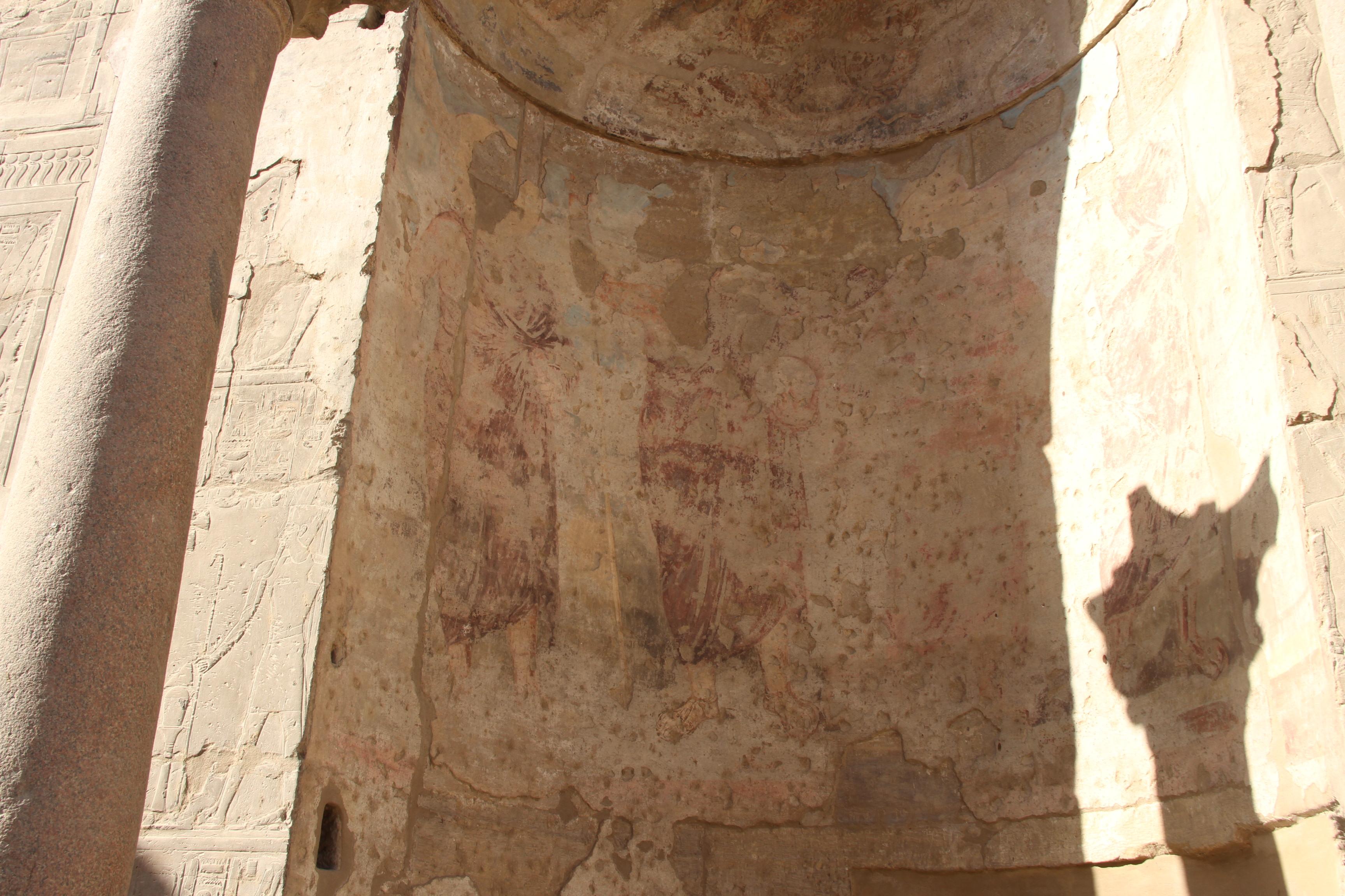 Римское святилище вЛуксорском храме