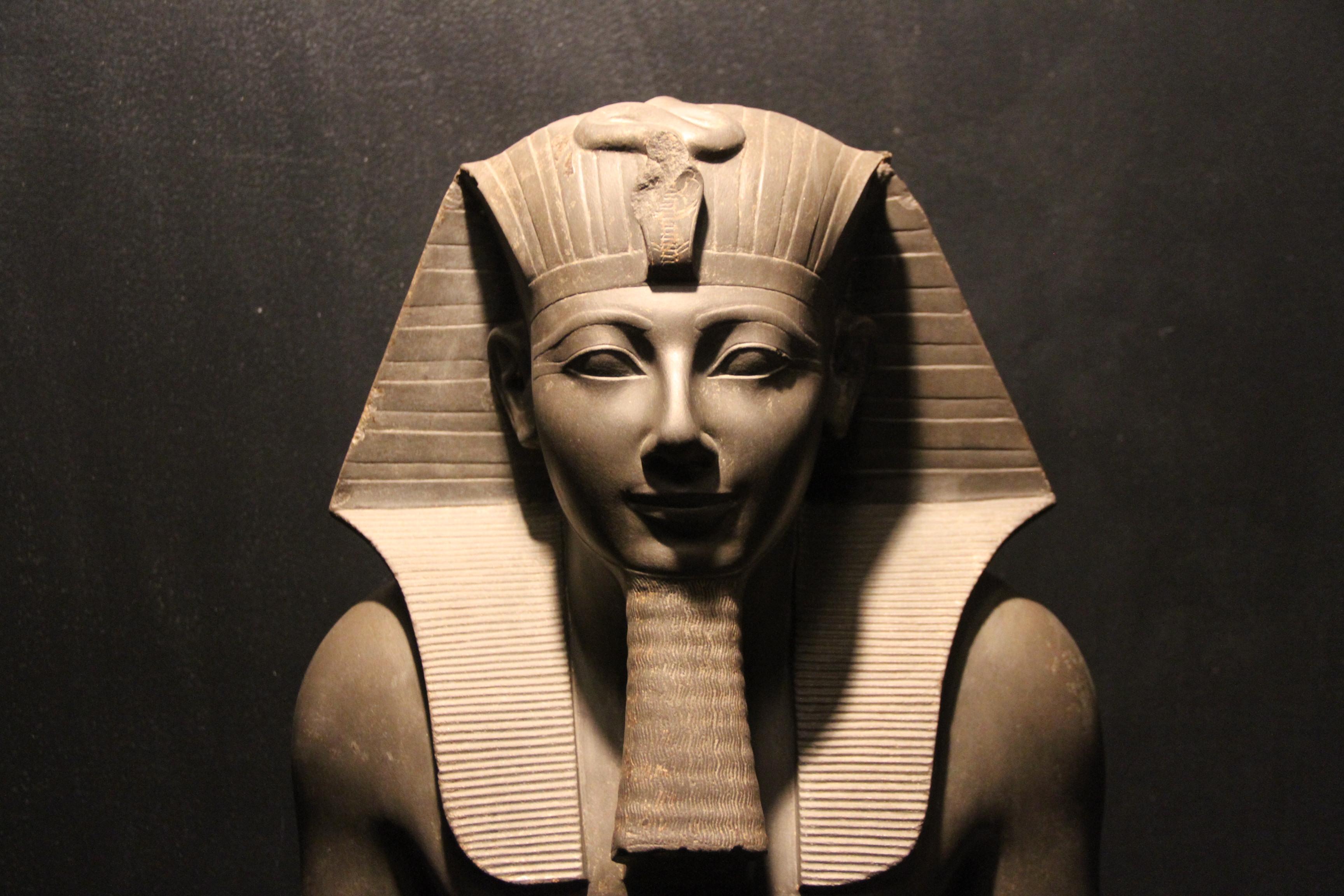 Статуя Тутмоса III. Луксорский музей