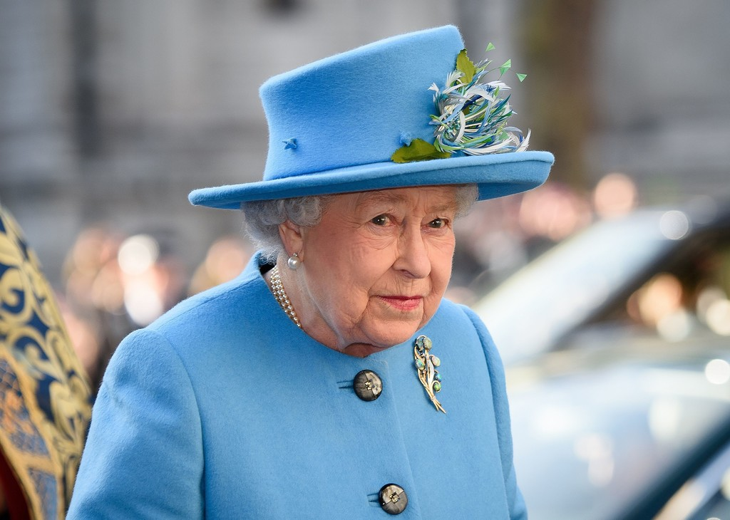 Великобритания, королева