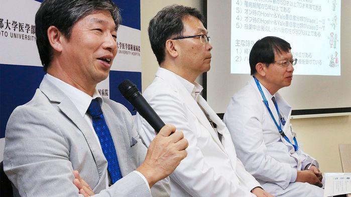 Группа японских учёных анонсирует запуск клинических испытаний индуцированных плюрипотентных стволовых клеток сучастием добровольцев, страдающих болезнью Паркинсона.