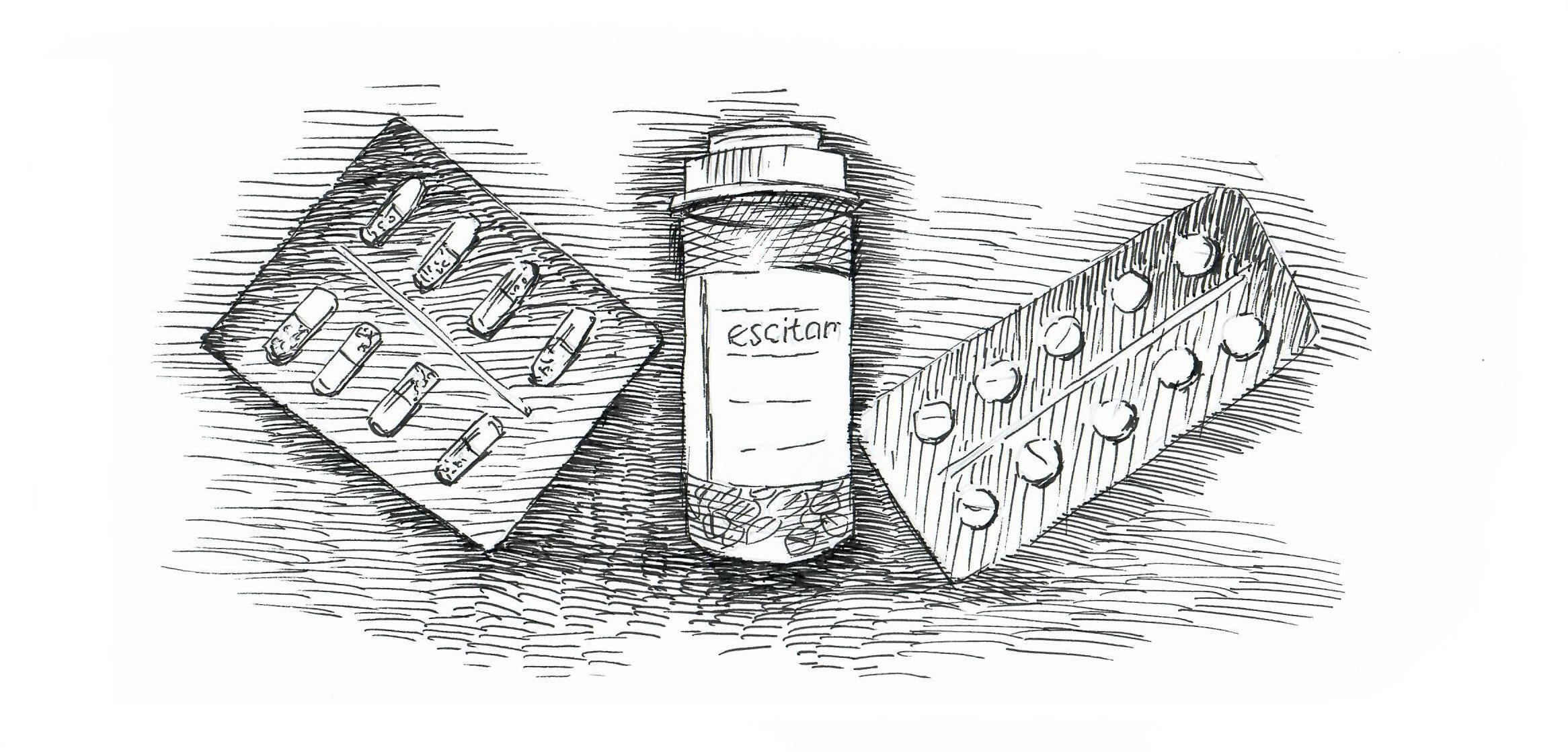 Таблетки помогли справиться исдепрессивным эпизодом, ис последствиями детских травм.