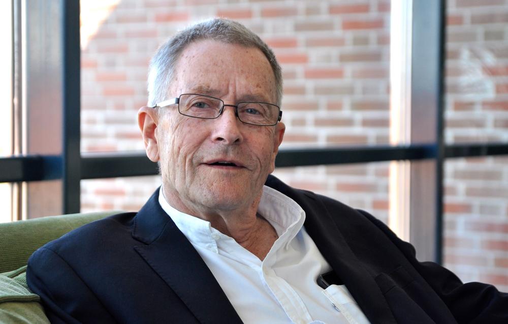 Доктор Ульрик Рингборг, ведущий автор документа.