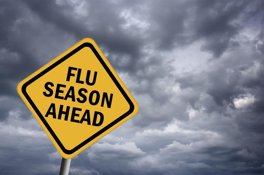 Вирусы гриппа циркулируют впопуляции круглый год. Но «высокий сезон» начинается снаступлением холодов.