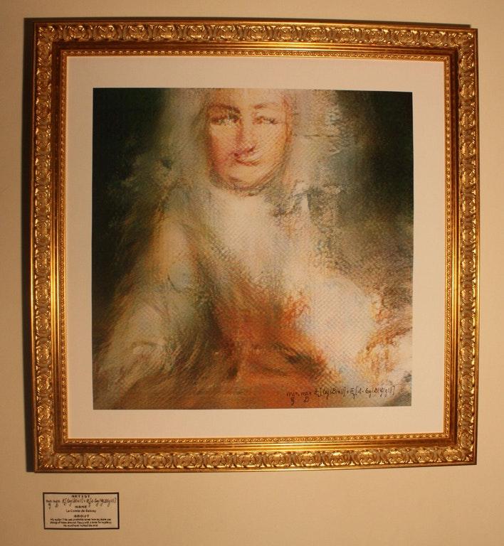 «Le Comte de Belamy»— картина, созданная искусственным интеллектом ипроданная нааукционе за 10000 долларов
