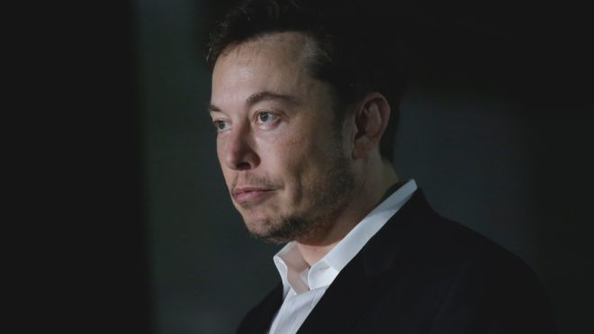 Илон Маск выйдет из совета директоров Тесла.