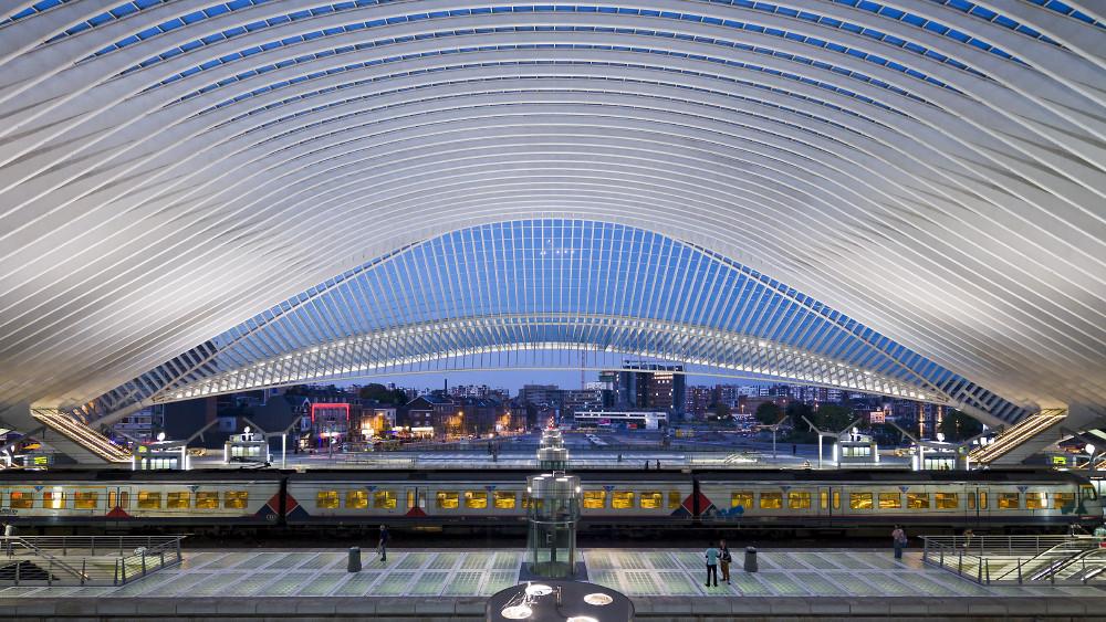 Вокзал Льеж-Гийемен.