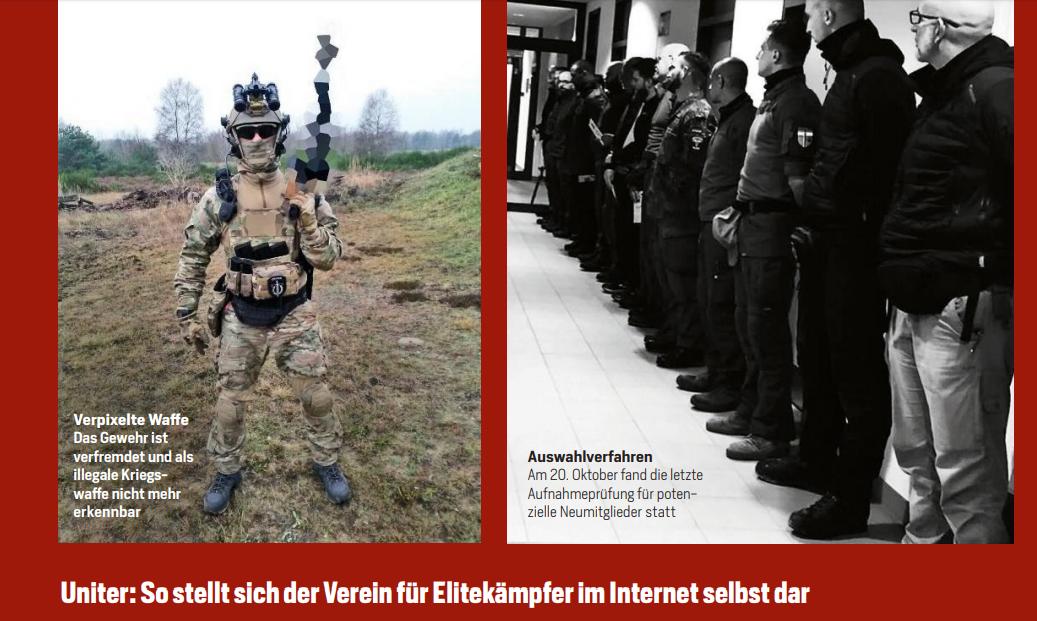 Как высосать антиправительственный заговор двухсот нацистов-спецназовцев из пальца
