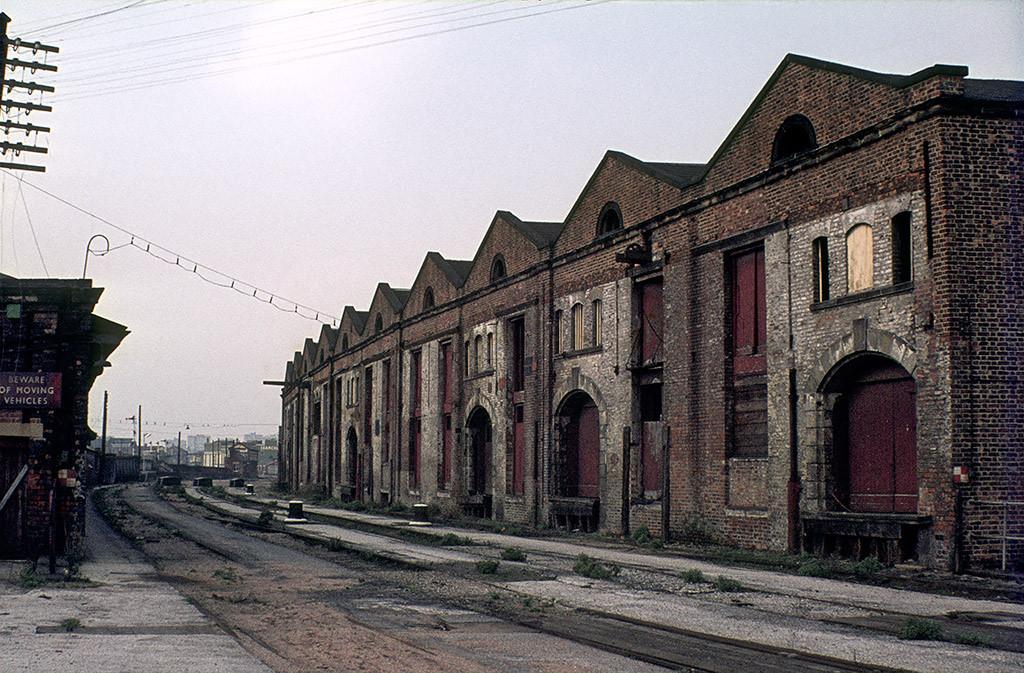 Вокзал Ливерпуль-роуд.