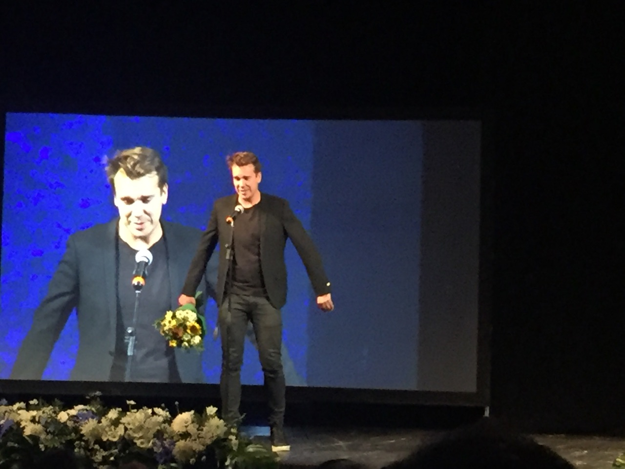 Михаил Зыгарь, один из победителей вновой номинации— «Просветитель.Digital».