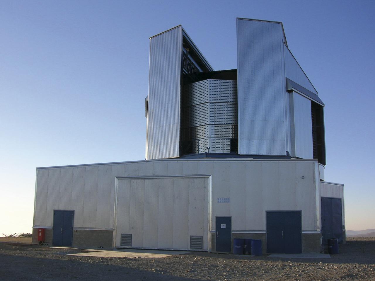Телескоп <i>VISTA</i>.