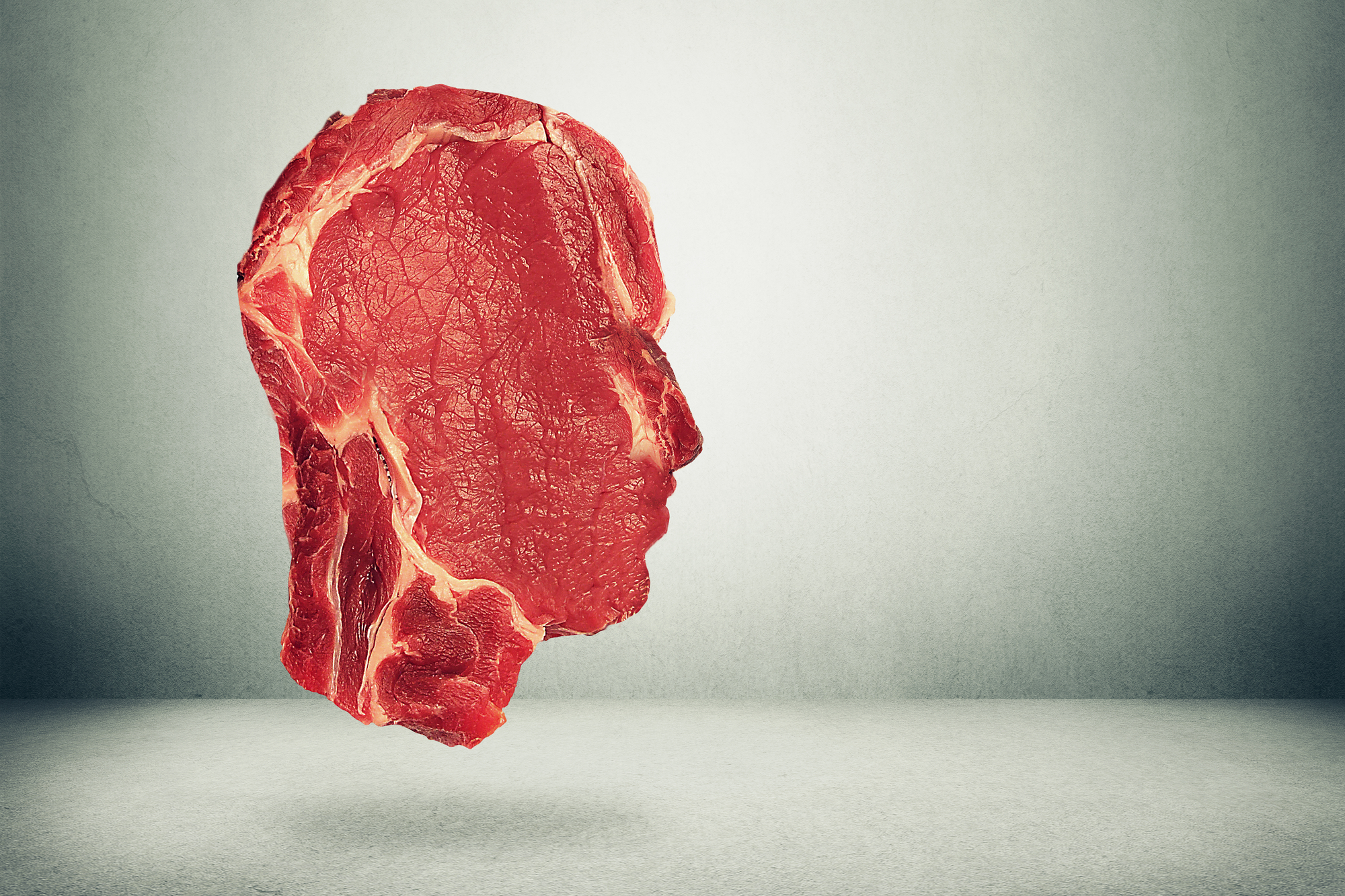 Каково это— есть только мясо?