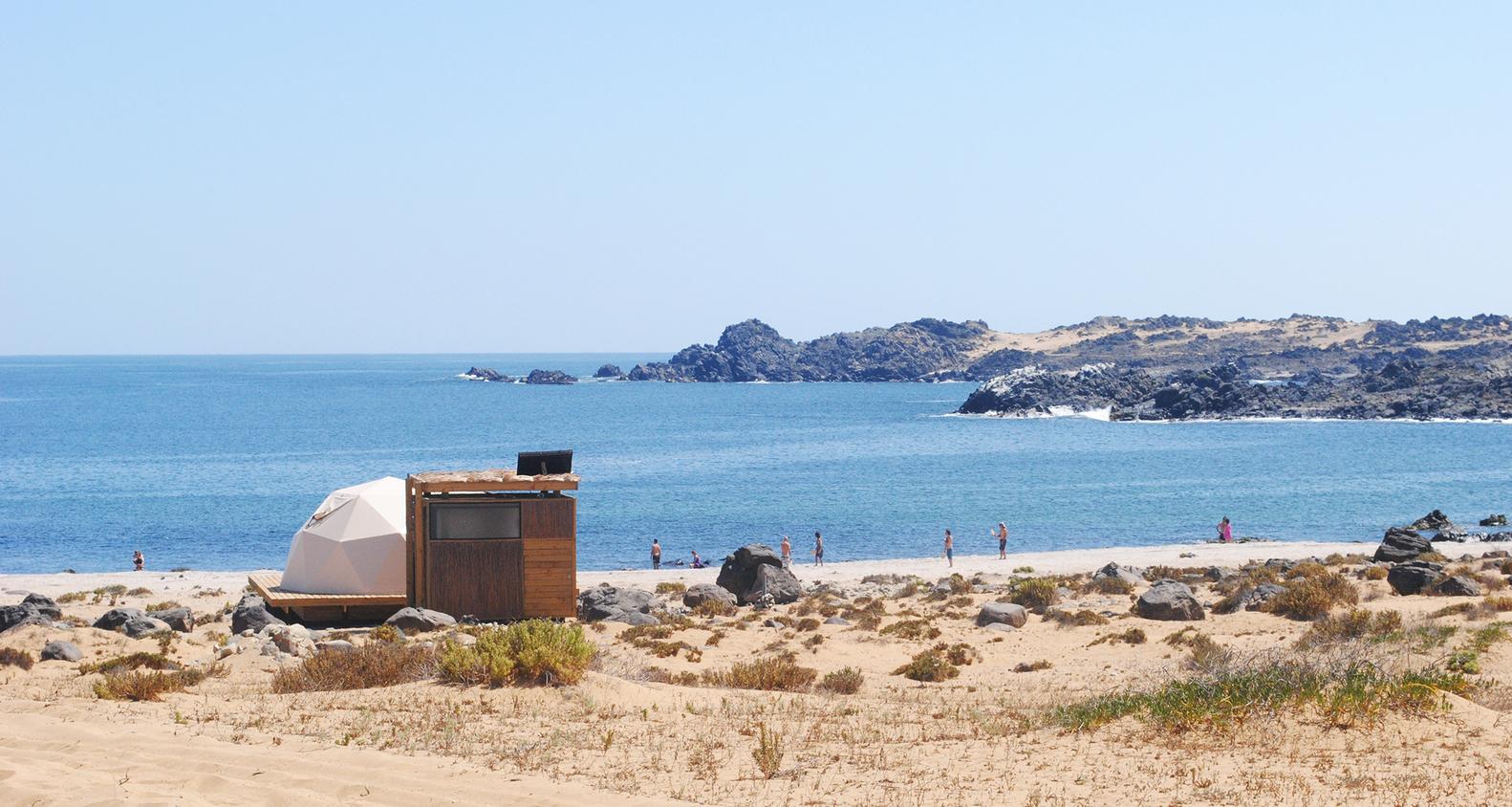 Piedras Bayas BeachCamp