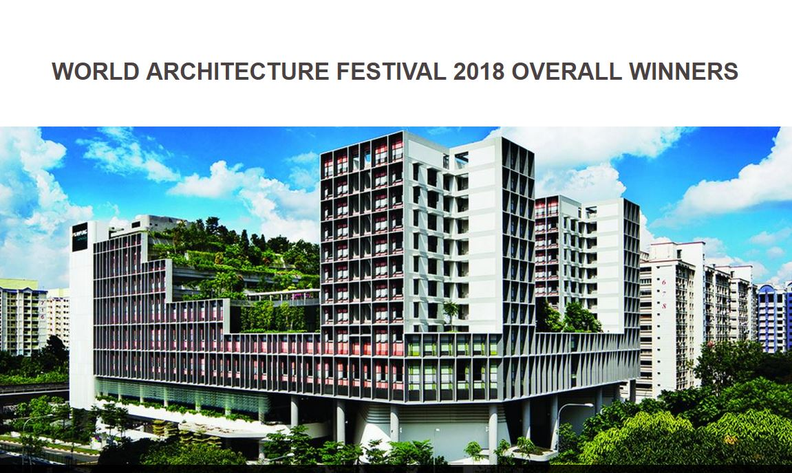 WOHA Architects— Kampung Admiralty.